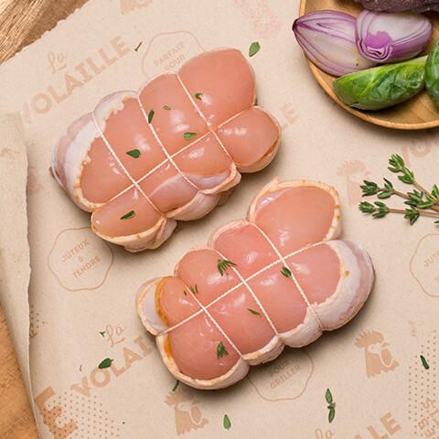 Coq au porc - Chicoine