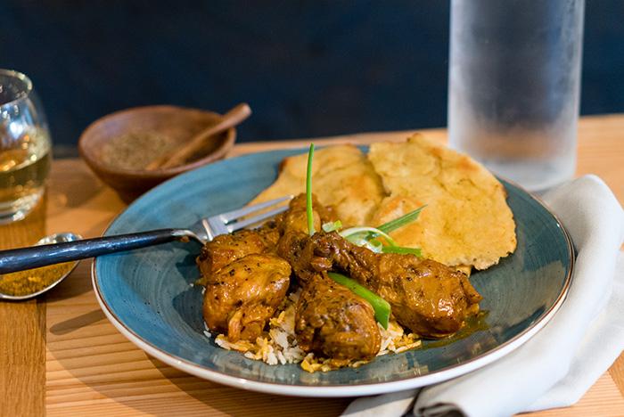 Poulet au beurre - Recette Chicoine