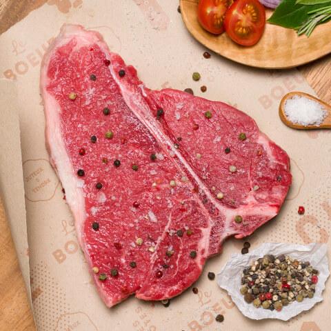 Bifteck d'Aloyau - Chicoine