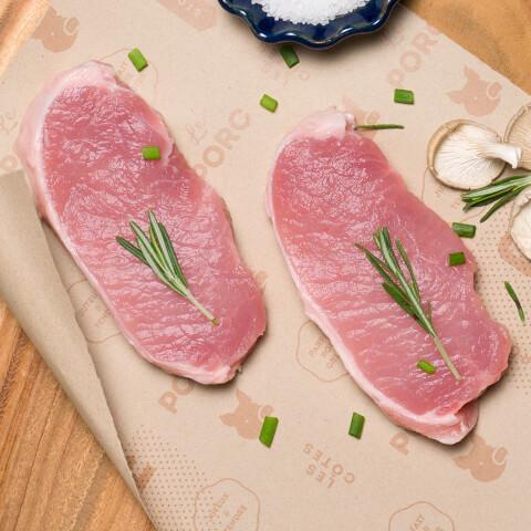 Côtelettes de porc désossées - Chicoine